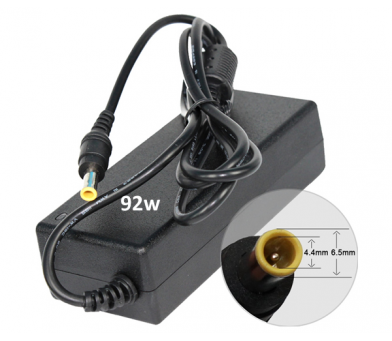 Alimentador SONY 19,5v 4,7A 90w 6,5x4,4mm Compatible