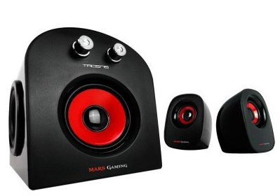 Altavoces Tacens Mars gaming 2.1 MS2 20W