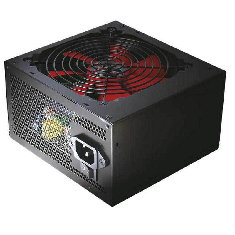 Fuente ATX 650w TACENS MARS GAMING MPII650 PFC 85+