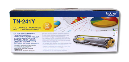 Toner BROTHER TN-241Y Amarillo