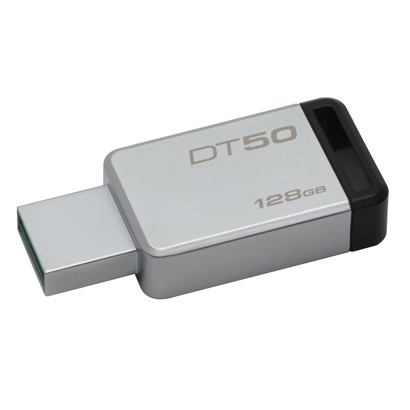 Memoria USB 128GB 3.0 KINGSTON DT50