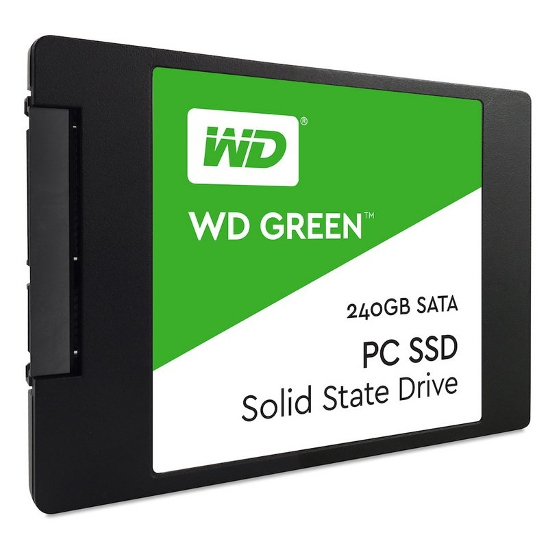 Disco Duro SSD 240GB Wester Digital SATA3