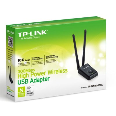 Adaptador Red Wireless USB TP-LINK 300Mbps TL-WN8200ND