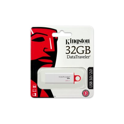 Memoria USB 32GB 3.0 KINGSTON