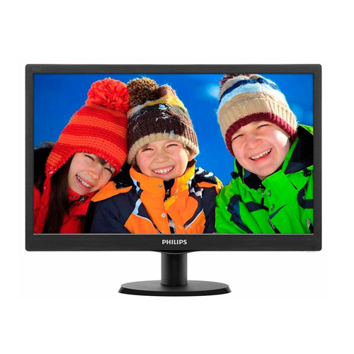 Monitor PHILIPS 193VLSB2 18,5`` LED 16:9 VGA