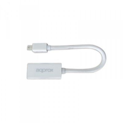 Adaptador DISPLAY Port MINI - HDMI M-H