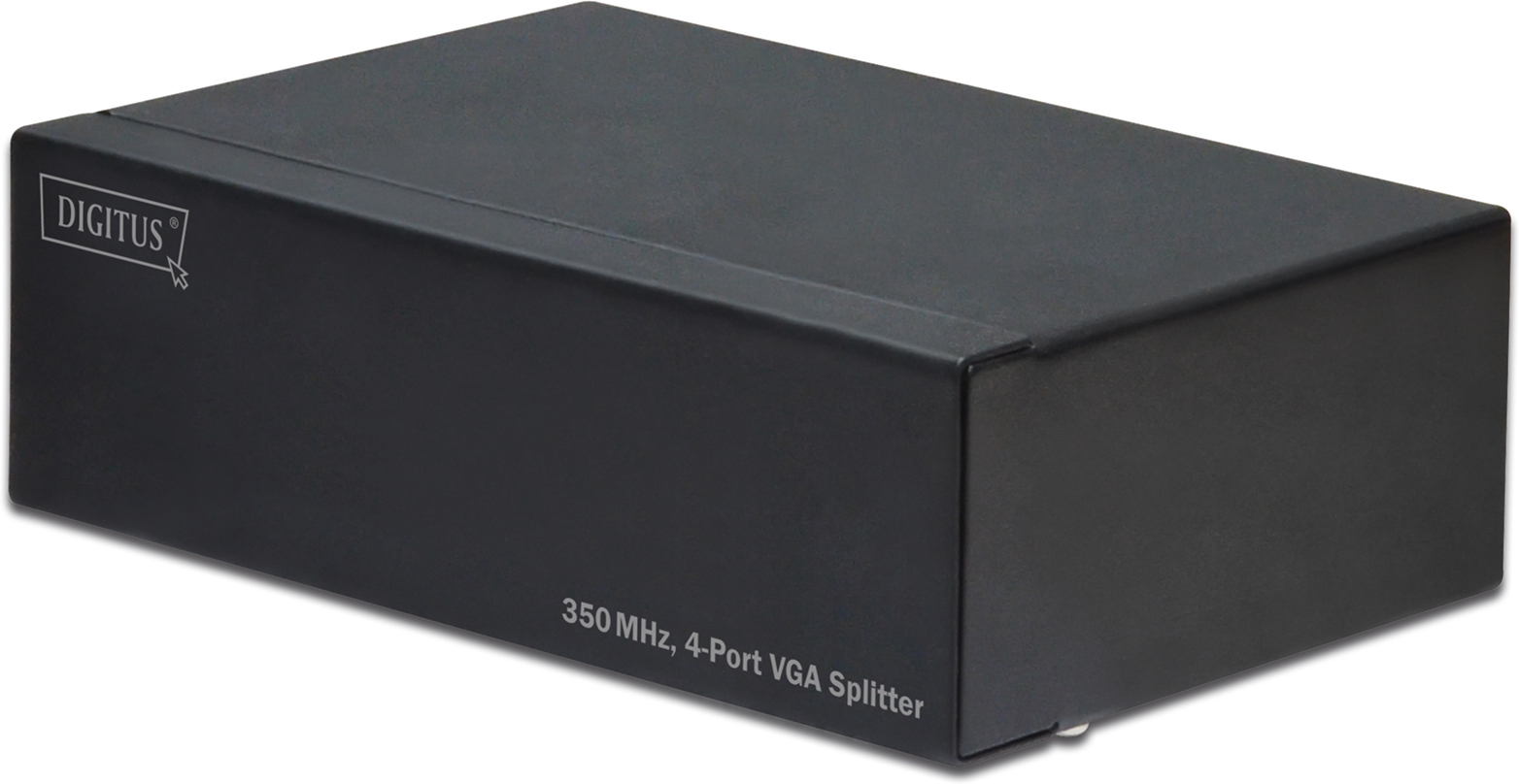 Video SPLITTER 1 VGA => 4 Monitores VGA